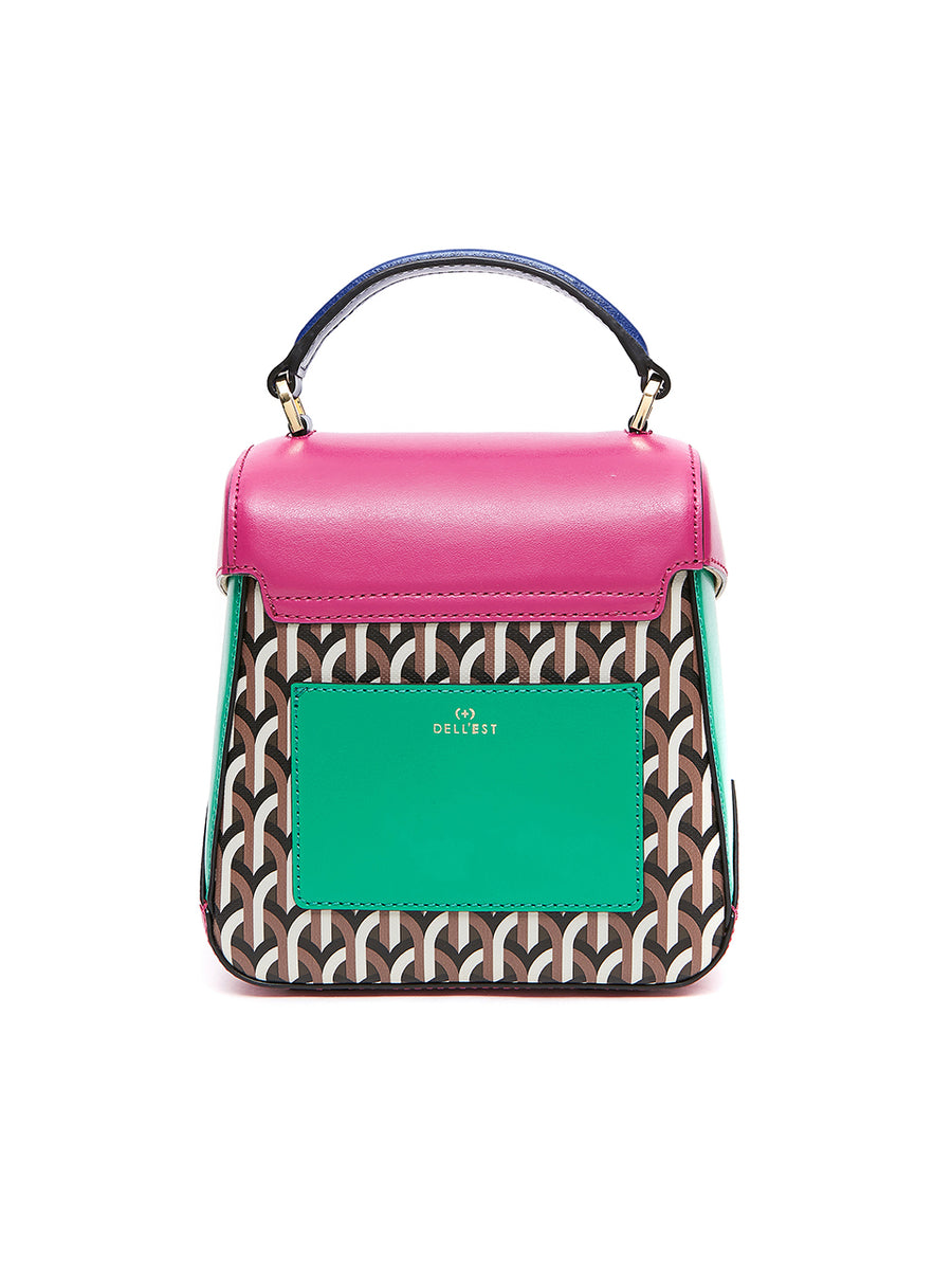 TRUNKINO BAG - Small - Multi fuscia