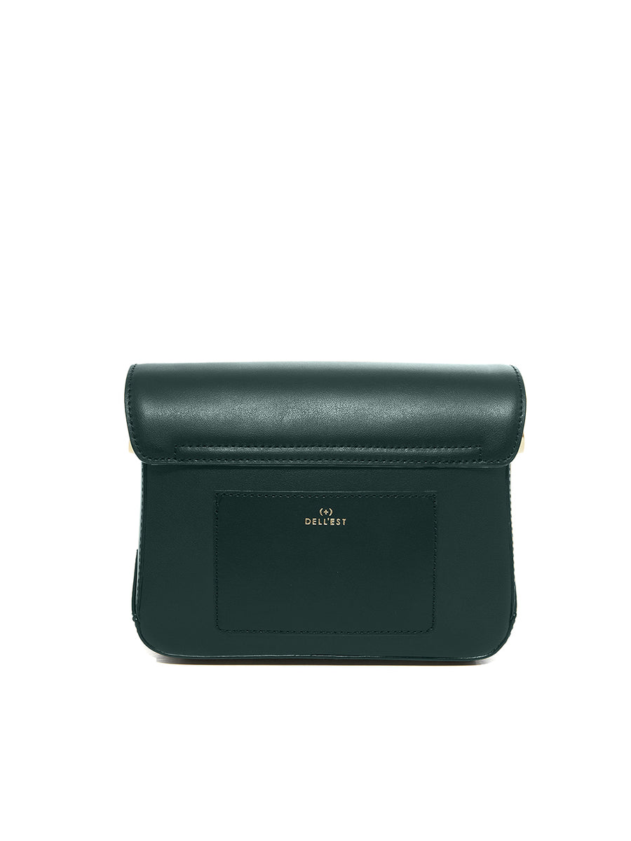 VOLLUTINO BAG _ Small _ SOLID - Moss Green