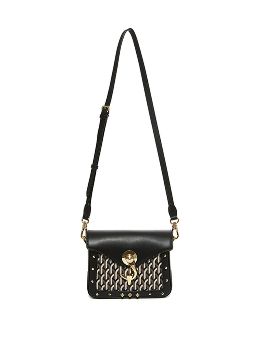 VOLLUTINO BAG _ Small _ Black
