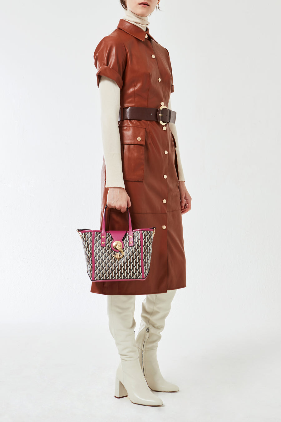 BARKIA BAG - Mini _ Fuscia