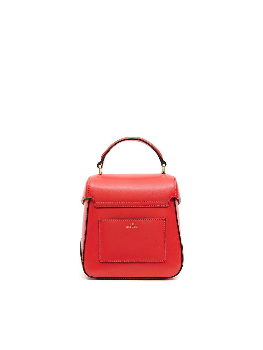 TRUNKINO BAG SOLID - Small - Red
