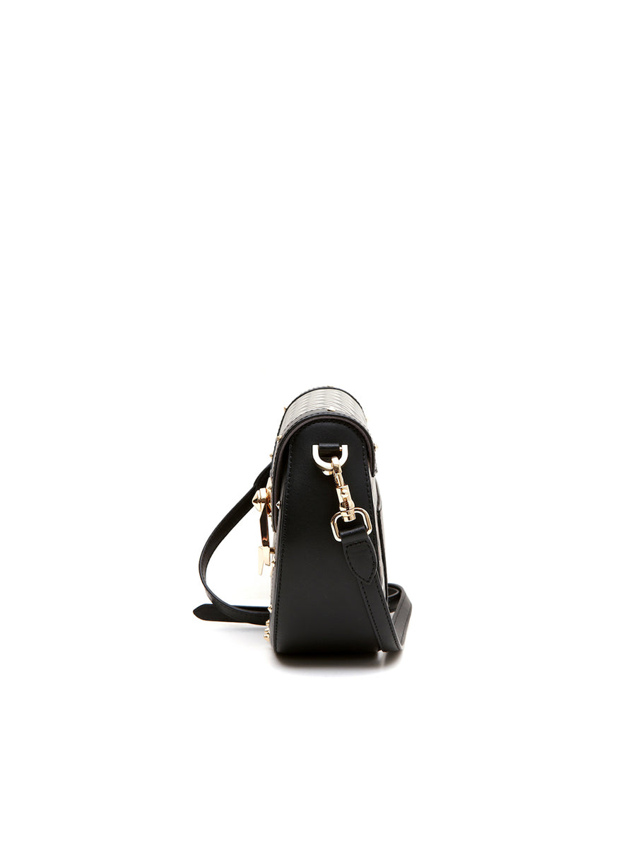 SADDLE BAG - Medium - Black