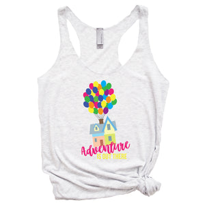 Adventure Is Out There Tank