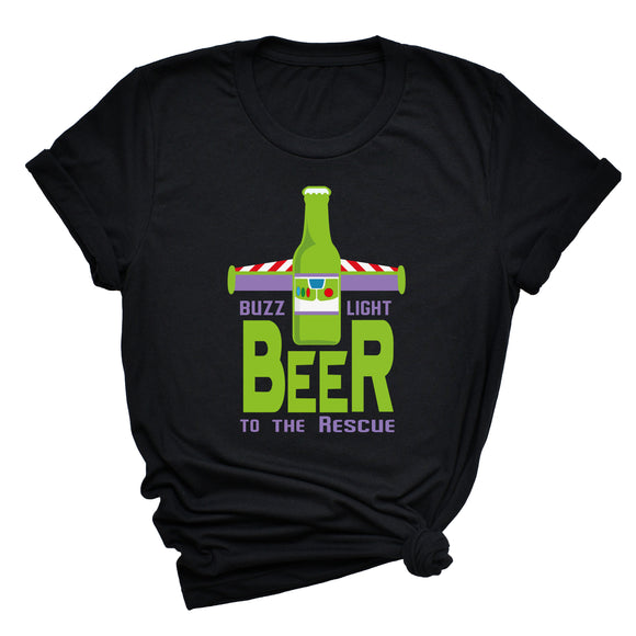 Buzz Light Beer T-Shirt