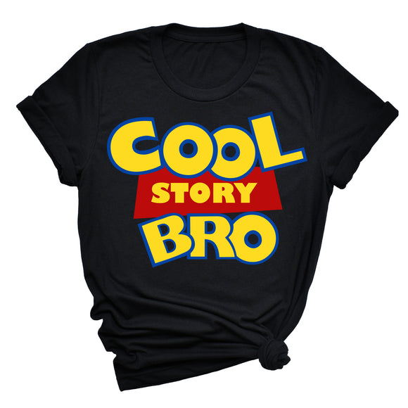 Cool Story Bro T-Shirt