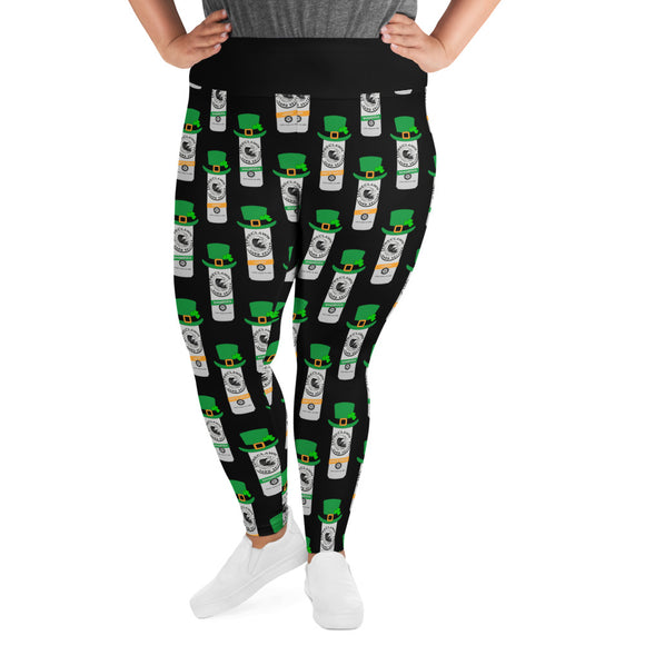 Lepreclawns Plus Size Leggings