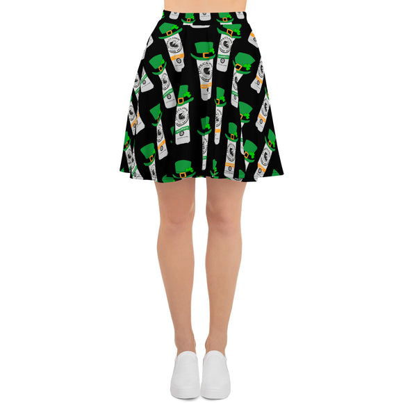 Lepreclawns Skater Skirt