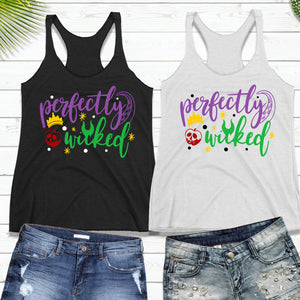 Perfectly Wicked Villains Tank