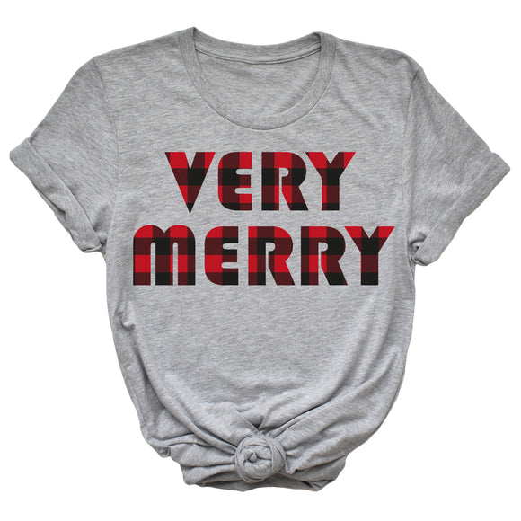 Very Merry Unisex T-Shirt