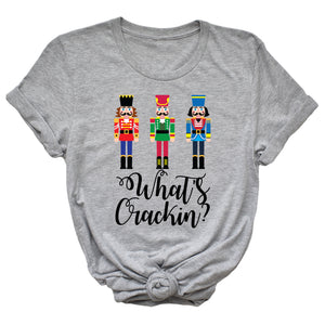 What's Crackin Unisex T-Shirt