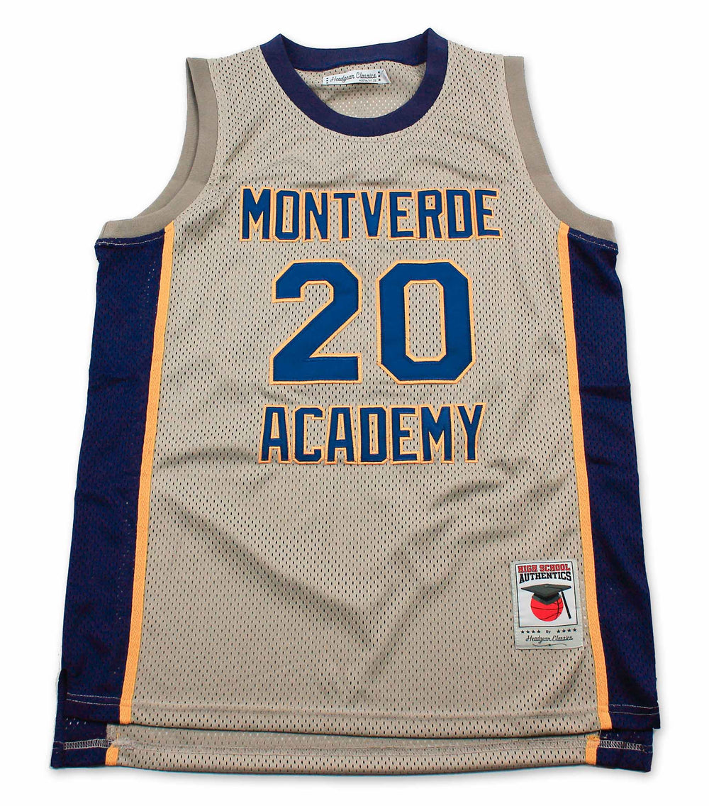 Ben Simmons Montverde Academy High School Grey Basketball Jersey - shopallstarsports.com