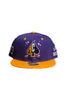 LOWER MERION ACES PURPLE SNAPBACK HAT