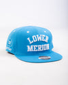LOWER MERION BABY BLUE SNAPBACK