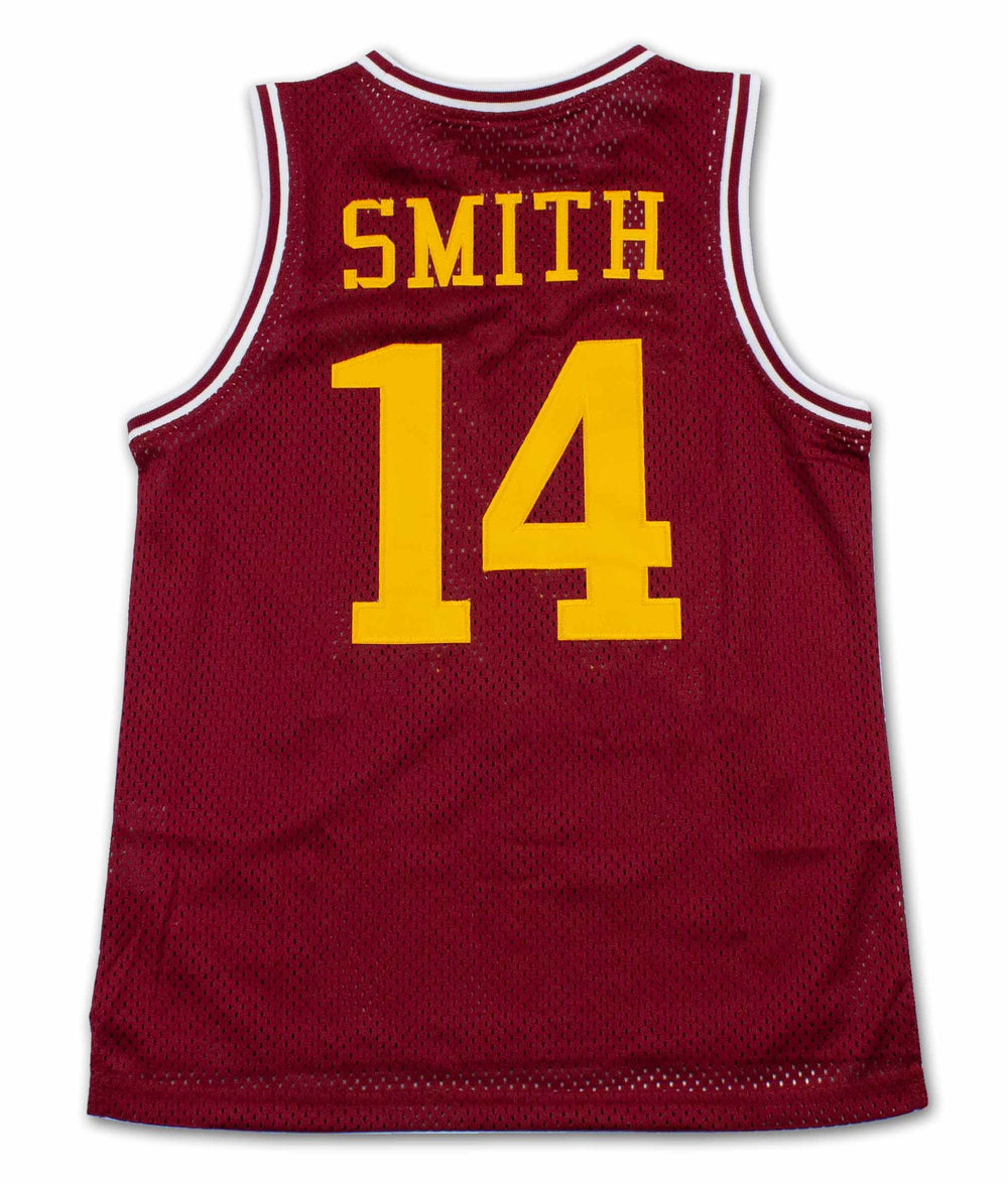 Youth Bel-Air Academy Will Smith Basketball Jersey - shopallstarsports.com