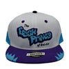 FRESH PRINCE PURPLE/BLUE SNAPBACK