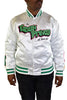 FRESH PRINCE WHITE SATIN JACKET