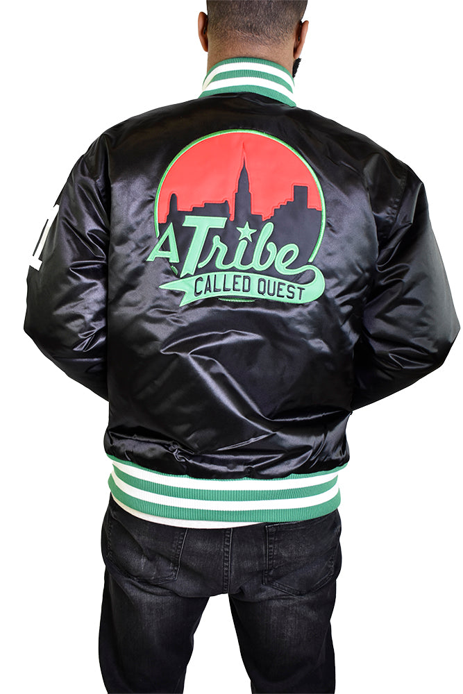 A TRIBE CALLED QUEST SATIN JACKET