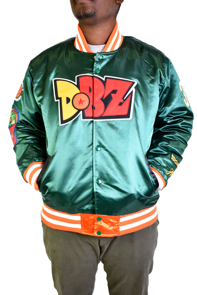 DRAGONBALL Z SHENRON SATIN JACKET