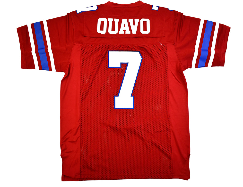 QUAVO HIGH SCHOOL FOOTBALL JERSEY
