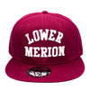 LOWER MERION KOBE FITTED CAP