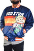 HOUSTON ELROY JETSON SATIN JACKET
