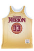 Kobe Bryant  Lower Merion Alternate Gold High School Basketball Jersey