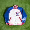 STEPH CURRY HIGH SCHOOL SATIN JACKET
