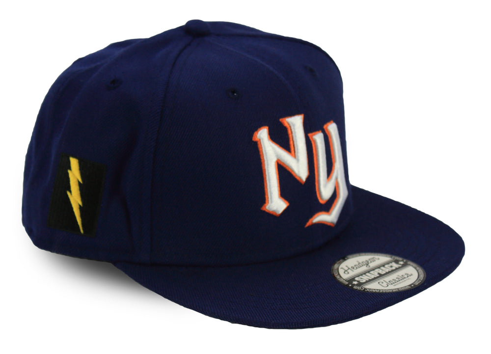 New York Knights Roy Hobbs Snapback Hat - shopallstarsports.com