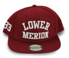 Lower Merion High School Snapback Hat - shopallstarsports.com