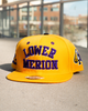 KOBE BRYANT LOWER MERION YELLOW ACES SNAPBACK