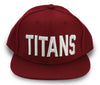Remember The Titans Snapback Hat - shopallstarsports.com