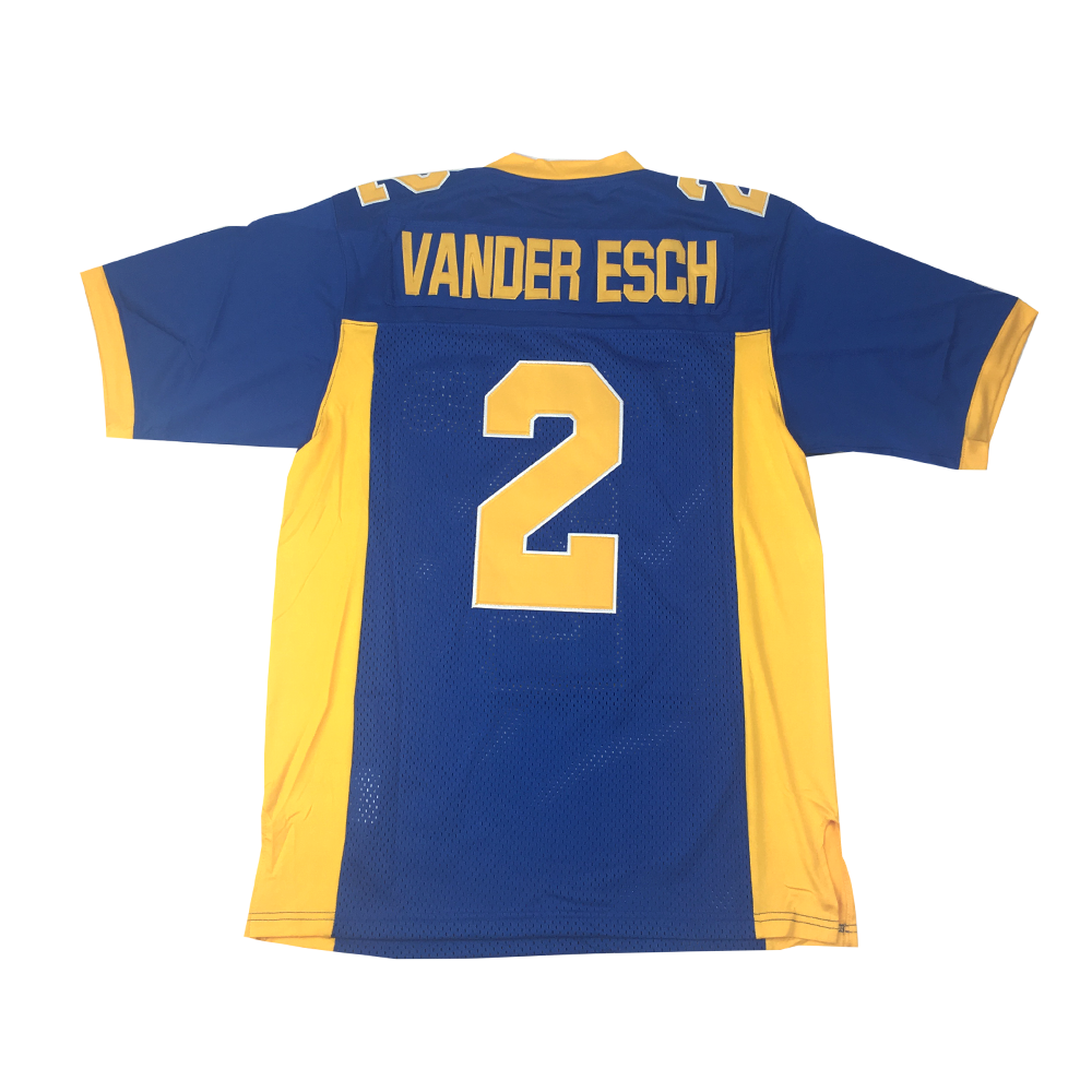 Leighton Vander Esch High School Football Jersey - shopallstarsports.com