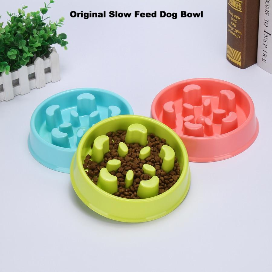 Original Slow Feed Dog Bowl