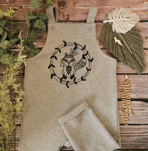 Forest Fox Sweater