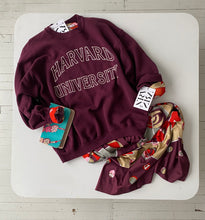 Load image into Gallery viewer, HARVARD UNIVERSITY sweatshirt by champion
