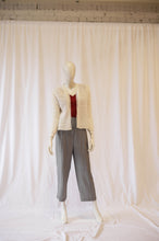 Load image into Gallery viewer, Teenflo Cranberry knit top/ Sweater Vest