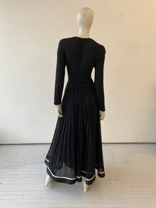 Geoffrey beene collection gown