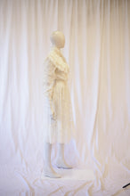 Load image into Gallery viewer, 70s lace angel dress