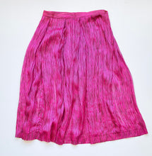 Load image into Gallery viewer, Opening Ceremony velvet mini skirt
