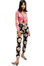 Load image into Gallery viewer, Moschino disc pants