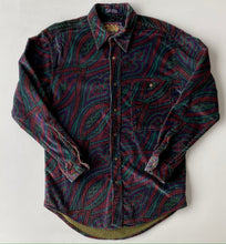 Load image into Gallery viewer, Ralph Lauren for Chaps Paisley Cord Shirt