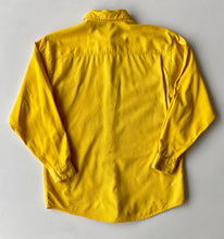 Load image into Gallery viewer, Diane von Furstenberg Yellow Cord Shirt