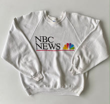 Load image into Gallery viewer, NBC news sweatshirt