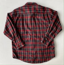 Load image into Gallery viewer, Pendleton Plaid Flannel