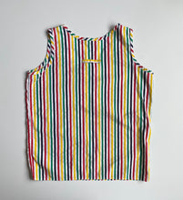 Load image into Gallery viewer, Stripe cotton tank