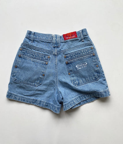 Light Wash Denim Shorts w28