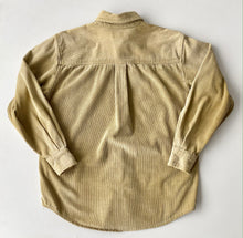 Load image into Gallery viewer, Tan corduroy shirt