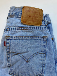 Lightwash 512 Levi Denim