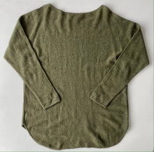 Load image into Gallery viewer, Olive cashmere XL