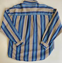 Load image into Gallery viewer, Denim stripe shirt